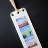 Bookmark sea and landscapes