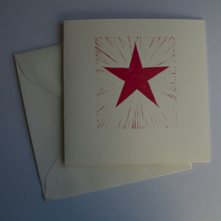 Bright Star Cards, pack of 3