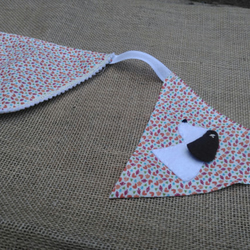 Handmade Bunting, Perfect for Dog Lovers