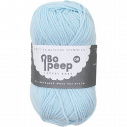 West Yorkshire Spinners Bo Peep Luxury baby yarn 50g Sailboat