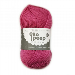 West Yorkshire Spinners Bo Peep Luxury baby yarn 50g Rascal