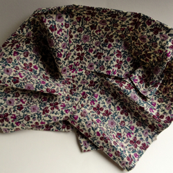 Liberty print scarf or cravat