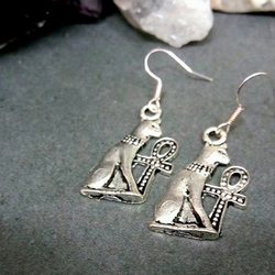 Bast Earrings