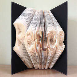 PEACE - Book Folding Pattern - PDF Document