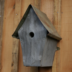 BirdHouse Handmade from Reclaimed Materials