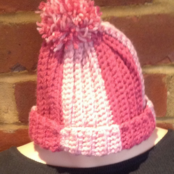 Toddlers crocheted Hat