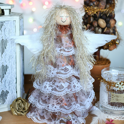 Christmas handmade angel