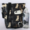 Dog walking bag, crossbody bag, shoulder bag