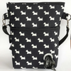 Dog walking bag, crossbody bag, shoulder bag westies