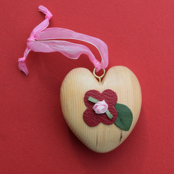 Heart Ornament for Furniture