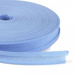 Bias Binding - 16mm - Baby Blue