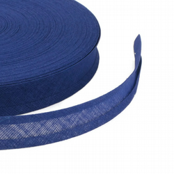 Bias Binding - 25mm - Royal Blue