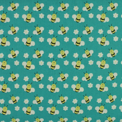 Fabric Freedom - Camping - Bees - Fat Quarter