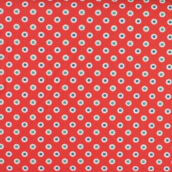 Windham Fabrics - Hazel - Coral - Fat Quarter