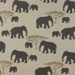 Elephants - Grey - half metre length