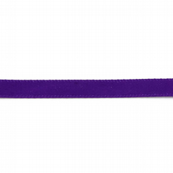 Double Satin Ribbon - Purple - 6mm