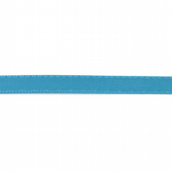 Double Satin Ribbon - Turquoise - 6mm