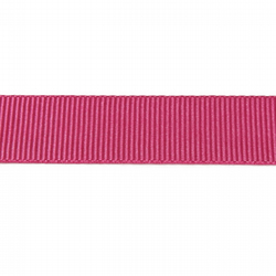 Berisfords Grosgrain Ribbon - Shocking Pink - 16mm