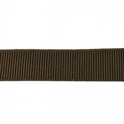 Berisfords Grosgrain Ribbon - Chocolate - 25mm