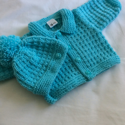 Baby Boys Outdoor Outfit