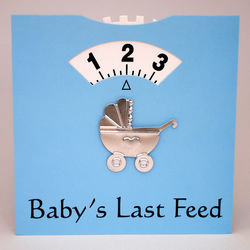 Baby Feed Wheel in blue