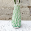 Sea Green Bud Vase