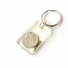 1957 Lucky Sixpence Resin Keyring (2154)