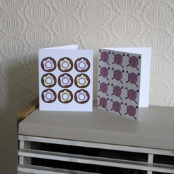 Set of 2 cards