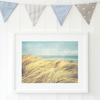 Beach decor, seaside print, coastal beach photography