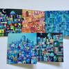 Patchwork Palaces, blank greetings card pack