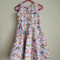 Pretty Summer Swing Dress Age 18 months-2 years