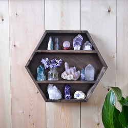 Hexagon Shelf