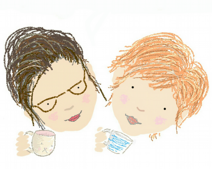 Lucy and Jane Ceramics