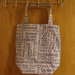 City Streets Tote Bag.