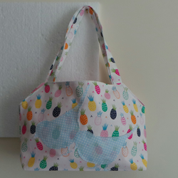 Small Tote Bag.