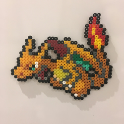 Pokemon Charizard SPRITE (FREE UK POSTAGE)