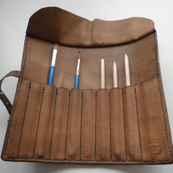 Pencil or Brush Roll