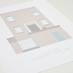 Bespoke Building Illustrations