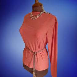 Marilyn Monroe...Pucci blouse