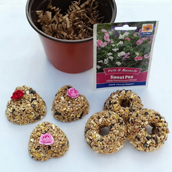 PICKED FOR YOU Flower Pot - Garden Gift - Fathers Day Gift - Dad Gift - Seeds