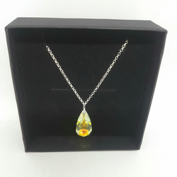 Large Swarovski Crystal Necklace