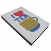 'I Love Tea' Notepad
