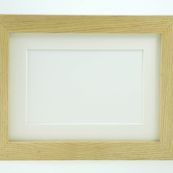 Museum Photo Frame in Ash