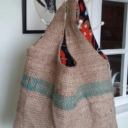 Hessian shopper