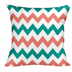 Chevron Canvas Cushion