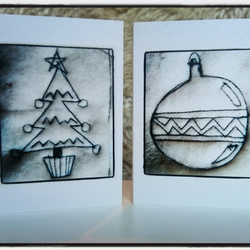 Unique limited edition Christmas cards