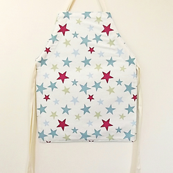 Double sided star apron with adjustable straps