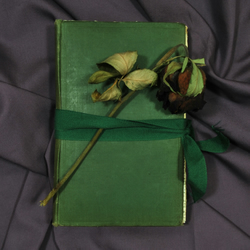 Notebook, Journal, Sketchbook handmade using up-cycled Vintage Book Cover