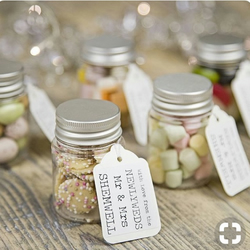 Sweetie Wedding Favours