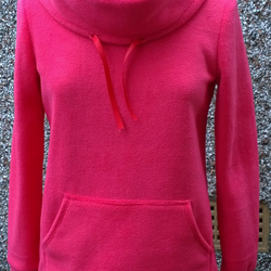 Womens Fleece Jumper in Medium